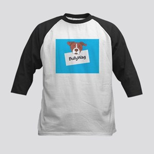 BullyWag Cartoon Kids Baseball Jersey