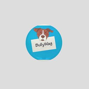 BullyWag Cartoon Mini Button