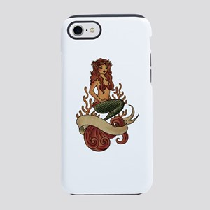 mermaid iPhone 7 Tough Case