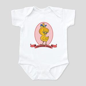 Ukrainian Chick Infant Bodysuit