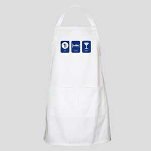 Eat, Sleep, Party! BBQ Apron
