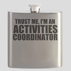 Trust Me, I'm An Activities Coordinator Flask