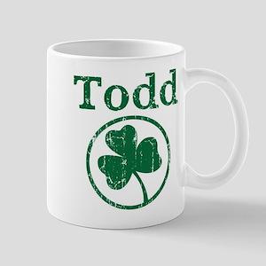 Todd shamrock Mug
