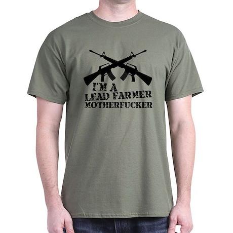 im a lead farmer tropic thunder Dark T-Shirt
