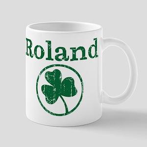 Roland shamrock Mug