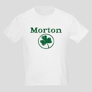 Morton shamrock Kids Light T-Shirt