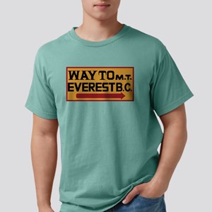 Way to Mt. Everest B. C., Nepal T-Shirt