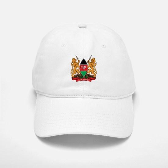 kenya Coat of Arms Baseball Baseball Cap