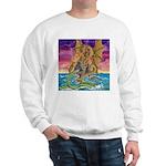 Dragon Battle Sweatshirt