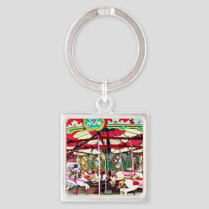 Merry Go Round Keychains