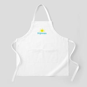 Mykonos - BBQ Apron