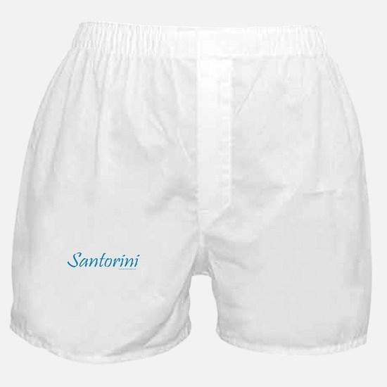 Santorini - Boxer Shorts