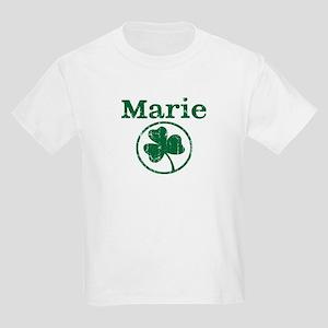 Marie shamrock Kids Light T-Shirt