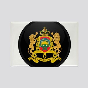 Coat of Arms of Morocco Rectangle Magnet