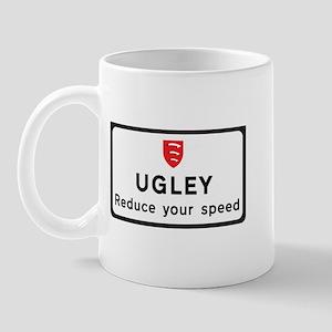 Ugley, UK Mug