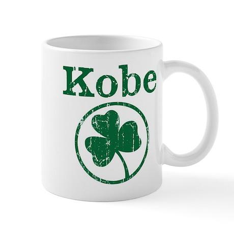 Kobe shamrock Mug
