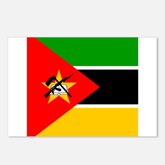 Mozambican Postcards (Package of 8)