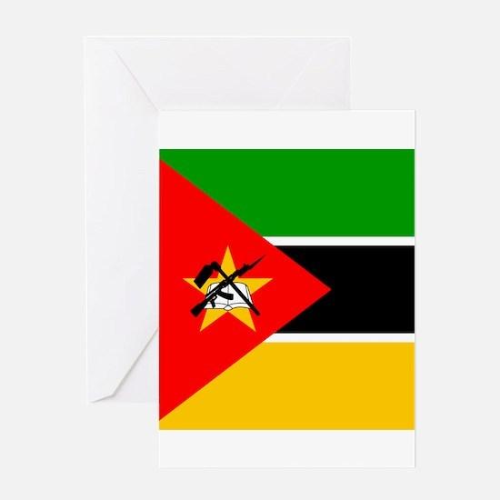 Mozambican Greeting Card
