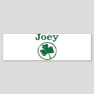 Joey shamrock Bumper Sticker