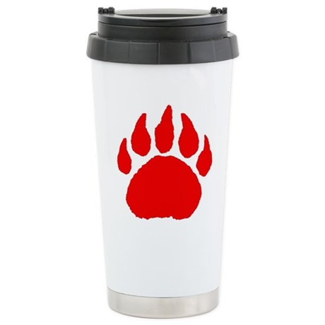 Bear Paw *NEW* Stainless Steel Travel Coffee Mug