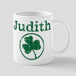 Judith shamrock Mug