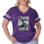 Norton 1a Women's Plus Size Football T-Shirt