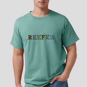 Reefer Women's Black T-Shirt 2 T-Shirt