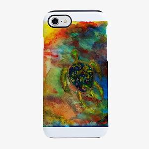 Green Turtle iPhone 7 Tough Case