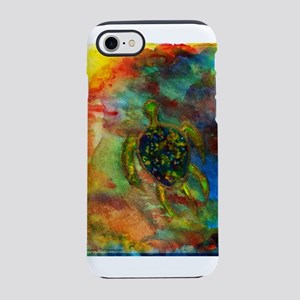 Green Turtle iPhone 7 Tough Case