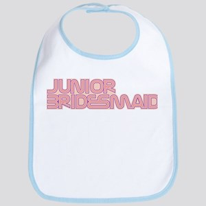 Streamline Pink Jr Bridesmaid Bib