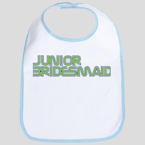 Streamline Green Jr Bridesmai Bib