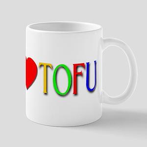 I Love Tofu Mug