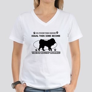 Tibetan mastiff mommy designs T-Shirt