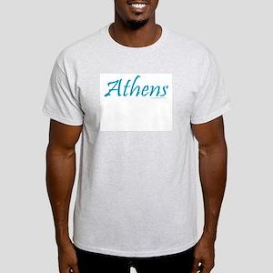 Athens - Ash Grey T-Shirt