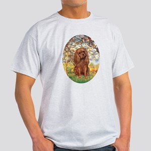 Spring and Ruby Cavalier T-Shirt