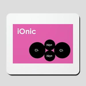iOnic pink Mousepad