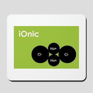 iOnic iPod Spoof Mousepad