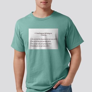 """""""Reasons for being on Chemo T-Shirt"""
