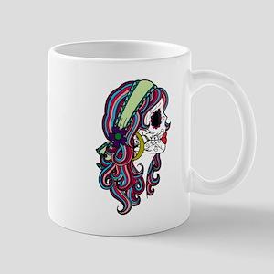 Sugar Skull 070 Mugs