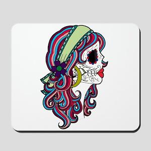 Sugar Skull 070 Mousepad