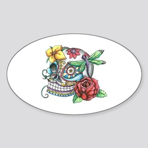 Sugar Skull 069 Sticker