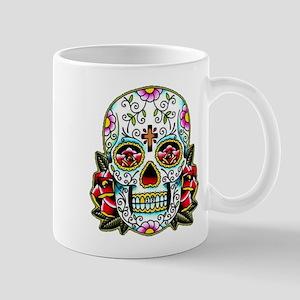 Sugar Skull 067 Mugs