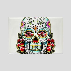Sugar Skull 067 Magnets