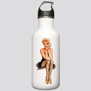 PinUp Girl Stainless Water Bottle 1.0L