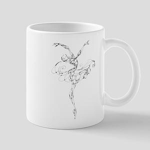 IB Ballerina Arch Mug