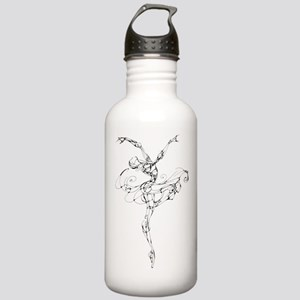 IB Ballerina Arch Stainless Water Bottle 1.0L
