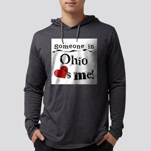 Someone in Ohio Long Sleeve T-Shirt