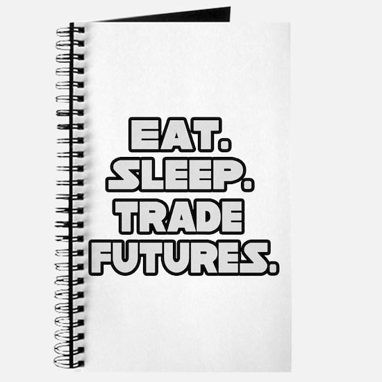 """Eat. Sleep. Trade Futures."" Journal"