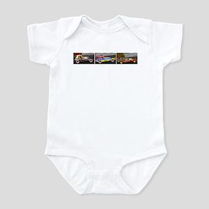 Stu Smith Trilogy Infant Bodysuit