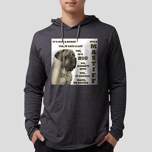 Mastiff FAQ Long Sleeve T-Shirt